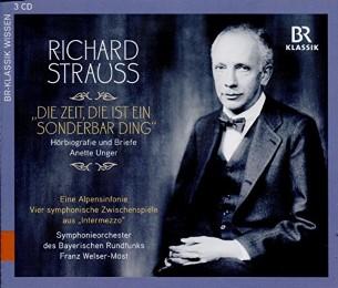 Richard Strauss - 'Die Zeit, die ist ein sonderbar Ding'