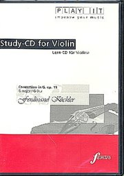 Concertino in G, op.11, G-Dur