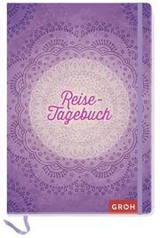 Reisetagebuch lila - Cover