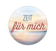 Glas-Magnet 'Zeit für mich' - Cover