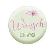 Glas-Magnet 'Wünsch dir was!' - Cover