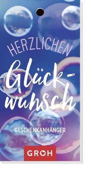 Geschenkanhänger 'Herzlichen Glückwunsch!' - Cover