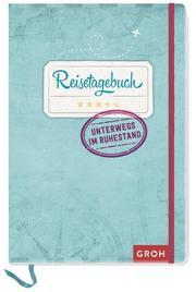 Reisetagebuch - Unterwegs im Ruhestand - Cover