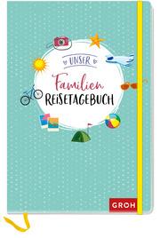 Unser Familienreisetagebuch - Cover
