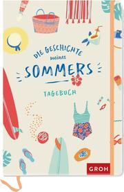 Die Geschichte meines Sommers - Cover
