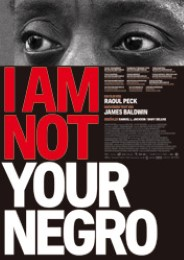 I Am Not Your Negro - Cover