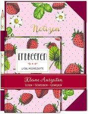 Kleine Auszeiten: Erdbeeren - Cover