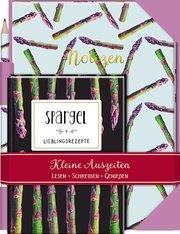 Kleine Auszeiten: Spargel - Cover