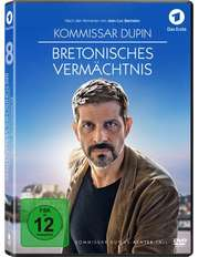Kommissar Dupin: Bretonisches Vermächtnis - Cover