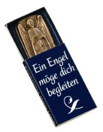 Bronze-Engel 'Ein Engel möge dich begleiten' - Cover