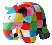 Plüsch-Elefant Elmar