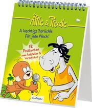 Äffle & Pferdle: A luschtigs Sprüchle für jede Woch!