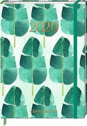 Mein Jahr - Palmenblätter 2020 - Cover
