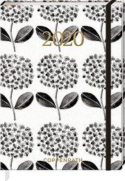 Mein Jahr - Schwarze Blüten 2020 - Cover
