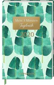 Mein 3 Minuten Tagebuch - Palmenblätter 2020 - Cover