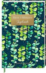 Mein 3 Minuten Tagebuch - Grüne Rispen 2020 - Cover