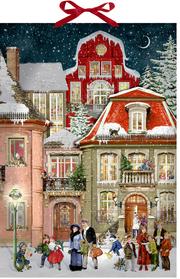 In der Weihnachtsgasse