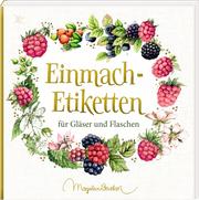 Etikettenbüchlein - Einmach-Etiketten
