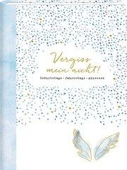 Geburtstagskalender - Vergiss mein nicht! - Cover