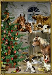 Weihnacht im Stall