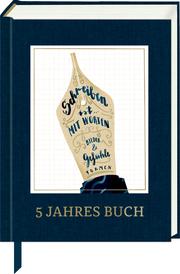 Chronik 5 Jahres Buch - BücherLiebe
