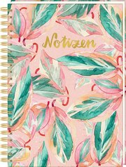 Ringbuch DIN A4 - Notizen - All about rosé - Cover