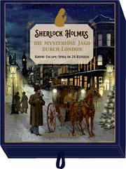 Sherlock Holmes - Die mysteriöse Jagd durch London
