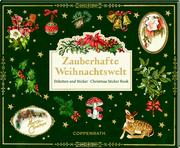 Stickerbuch - Zauberhafte Weihnachtswelt - Etiketten und Sticker