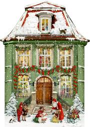 Zauberhaftes Weihnachtshaus
