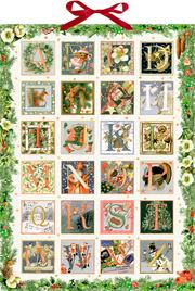 Zauberhaftes Weihnachts-ABC