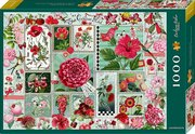 Puzzle Edition Barbara Behr - The Colour Red (1000 Teile)