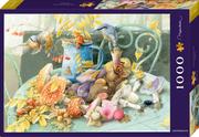 Puzzle Marjolein Bastin - Herbstimpression (1000 Teile)
