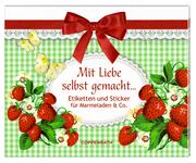 Stickerbuch 'Mit Liebe selbst gemacht'