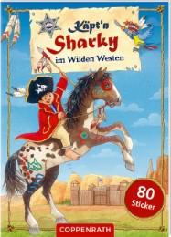Käpt'n Sharky im Wilden Westen