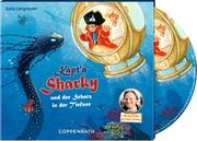 Käpt'n Sharky und der Schatz in der Tiefsee - Cover