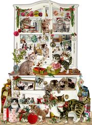 Katzen im Advent