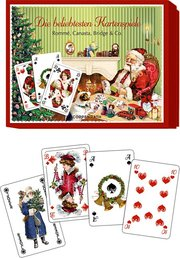 Die beliebtesten Kartenspiele - Rommé, Canasta, Bridge & Co.