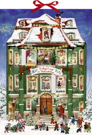 Sound-Adventskalender 'Es klingt & singt im Weihnachtshaus'