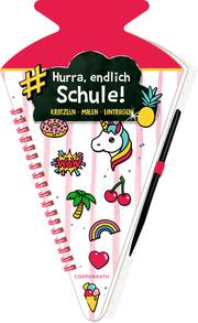 Hurra, endlich Schule! - Pink - Cover