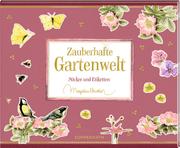 Stickerbuch - Zauberhafte Gartenwelt