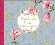 Stickerbuch - Etiketten & Sticker - Cover