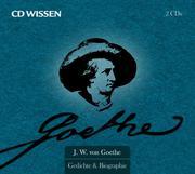CD WISSEN Sonderedition - J. W. von Goethe