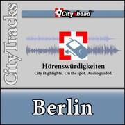 City ahead Städteführer - CityTracks Berlin - Cover