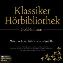 Die Klassiker Hörbibliothek - Gold Edition