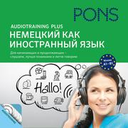 PONS Audiotraining Plus - German as a Foreign Language (Russian Version) V