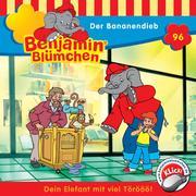 Benjamin Blümchen - Der Bananendieb