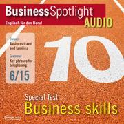 Business-Englisch lernen Audio - Spezialtest: Business Skills