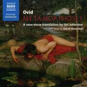 Metamorphoses (Unabridged)