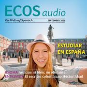 Spanisch lernen Audio - Studieren im Ausland