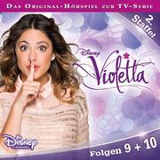 Disney/Violetta - Staffel 2: Folge 9 + 10